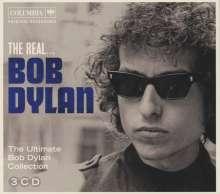 Bob Dylan: The Real Bob Dylan, 3 CDs