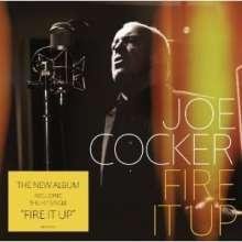 Joe Cocker: Fire It Up (LP + CD), 1 LP und 1 CD