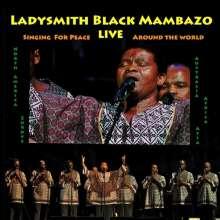 Ladysmith Black Mambazo: Singing For Peace Around The World, CD