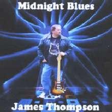 James Thompson: Midnight Blues, CD