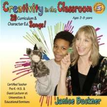 Janice Buckner: Creativity In The Classroom, CD