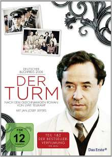 Der Turm, DVD