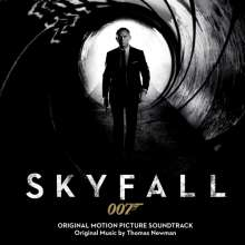 Thomas Newman (geb. 1955): Filmmusik: Skyfall (O.S.T.) (remastered) (180g) (Limited Edition), 2 LPs