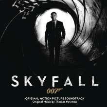 Filmmusik: Skyfall. Original Soundtrack, CD