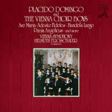 Placido Domingo & die Wiener Sängerknaben - Ave Maria, CD