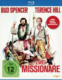 Zwei Missionare (Blu-ray), Blu-ray Disc