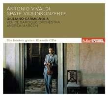 Antonio Vivaldi (1678-1741): Violinkonzerte RV 235,251,258,296,386,389, CD