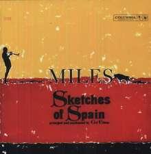 Miles Davis (1926-1991): Sketches Of Spain (180g) (Mono), LP