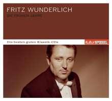 Fritz Wunderlich - Die frühen Jahre, CD