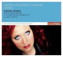 Georg Friedrich Händel (1685-1759): La Maga Abbandonata - Arien aus Händel-Opern, CD