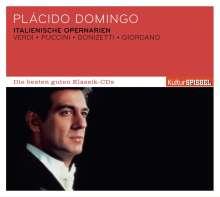 Placido Domingo - Italienische Opernarien, CD