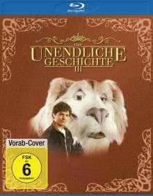 Die unendliche Geschichte 3 (Blu-ray), Blu-ray Disc