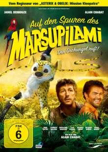 Auf den Spuren des Marsupilami, DVD