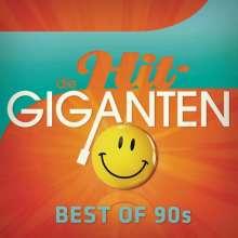 Die Hit-Giganten: Best of 90s, 3 CDs