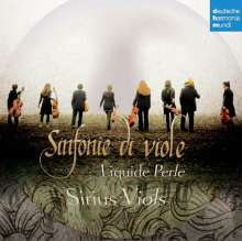 Hille Perl & Sirius Viols - Sinfonie di Viole (Liquide Perle), CD