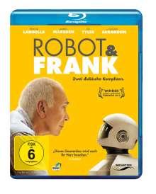 Robot & Frank (Blu-ray), Blu-ray Disc