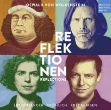 """Oswald von Wolkenstein (1377-1445): Lieder """"Reflektionen"""", CD"""