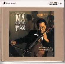 Yo-Yo Ma - Soul of the Tango (K2 HD), CD