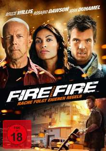 Fire With Fire, DVD