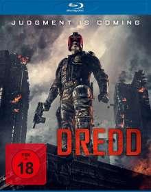 Dredd (Blu-ray), Blu-ray Disc
