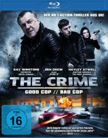The Crime - Good Cop, Bad Cop (Blu-ray), Blu-ray Disc