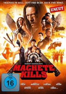 Machete Kills, DVD