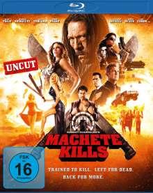 Machete Kills (Blu-ray), Blu-ray Disc