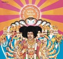 Jimi Hendrix: Axis: Bold As Love (180g) (mono), LP