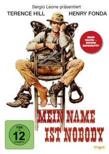 Mein Name ist Nobody, DVD