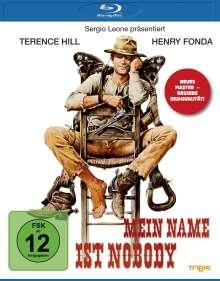 Mein Name ist Nobody (Blu-ray), Blu-ray Disc