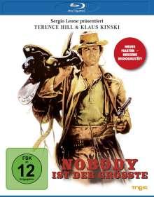 Nobody ist der Größte (Blu-ray), Blu-ray Disc