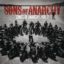 Filmmusik: Sons Of Anarchy Vol. 2, CD