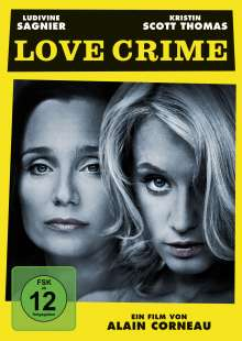 Love Crime, DVD