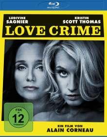Love Crime (Blu-ray), Blu-ray Disc