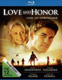 Love And Honor (Blu-ray), Blu-ray Disc