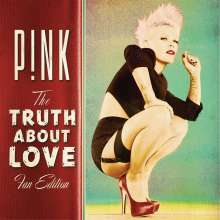 P!NK: The Truth About Love (Fan Edition) (CD + DVD), 2 CDs