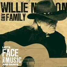 Willie Nelson: Let's Face The Music And Dance, CD