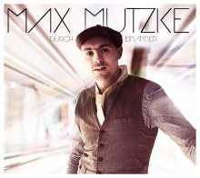 Max Mutzke: Durch einander, CD
