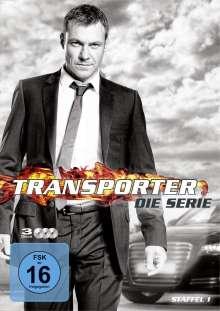Transporter - Die Serie Season 1, 3 DVDs
