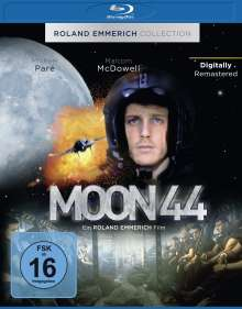 Moon 44 (Blu-ray), Blu-ray Disc