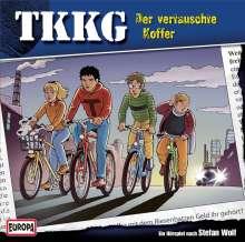 Stefan Wolf: TKKG (Folge 181) - Der vertauschte Koffer, CD