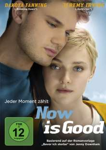 Now Is Good - Jeder Moment zählt, DVD