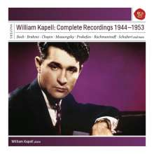 William Kapell - Complete Recordings 1944-1953, 11 CDs