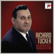Richard Tucker - The Opera Recital Album Collection, 10 CDs