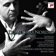 Domenico Nordio - Italienische Werke für Violine & Orchester, CD