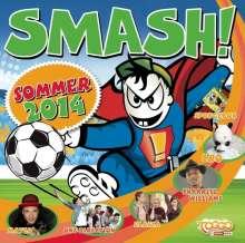 Smash! Sommer 2014, CD