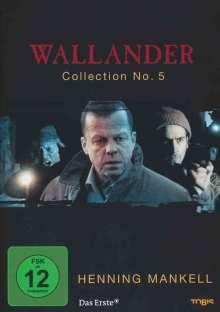 Wallander Collection No. 5, 2 DVDs