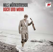 Nils Mönkemeyer - Bach und Mehr, 2 CDs