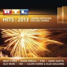 RTL Hits 2013, 2 CDs