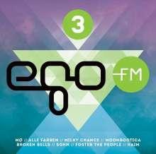 egoFM Vol.3, 2 CDs